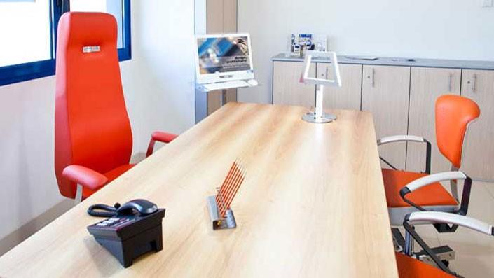 Comodità delle sedie da ufficio
