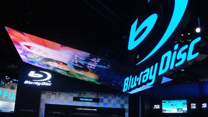 Vedere un film come al cinema con il blu ray